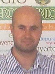 Miguel Ángel Ávila Santiago. Alcalde de Mozodiel de Sanchíñigo.