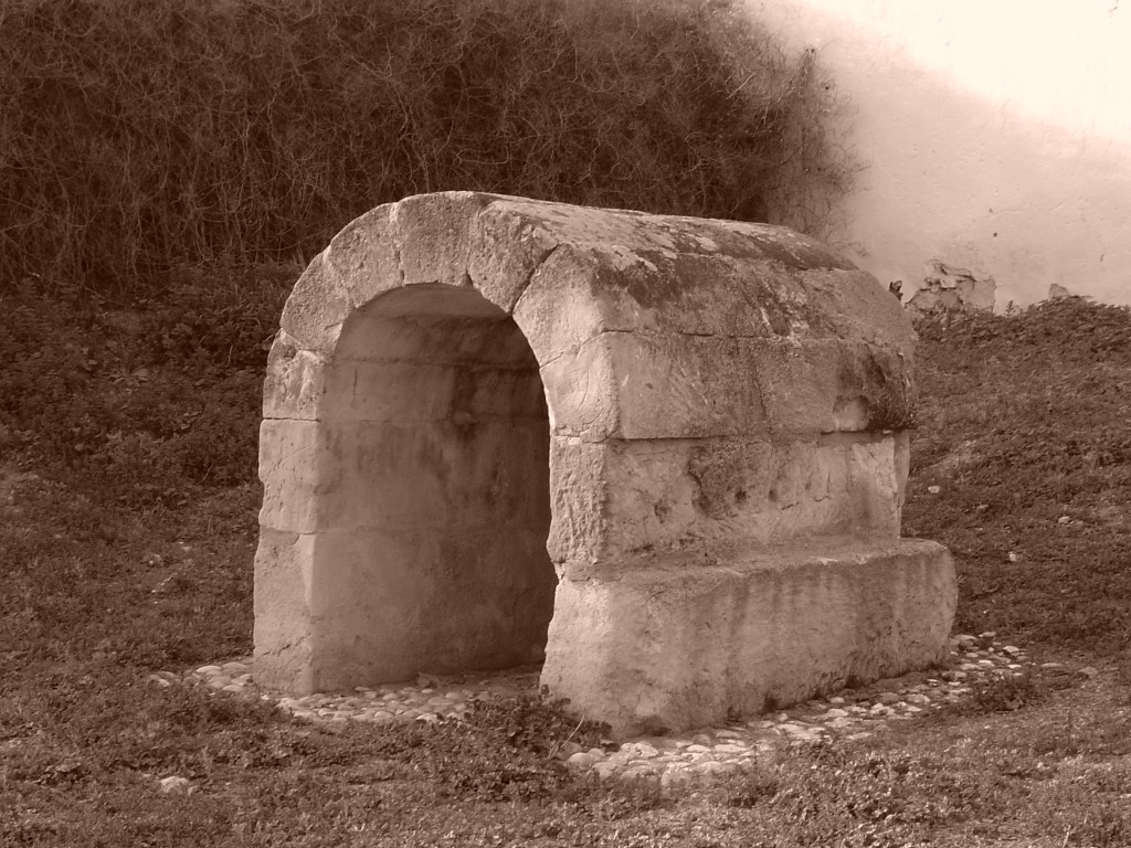La fuente romana de Mozodiel de Sanchíñigo