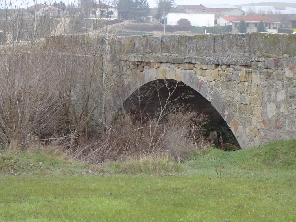 El puente romano de Mozodiel